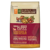 Simply NourishTM Small Breed Puppy Food
