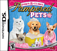 THQ Paws and Claws Pampered Pets
