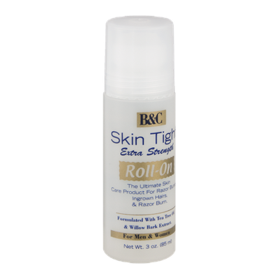 B&C Skin Tight Roll-On Extra Strength