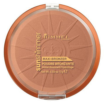 Rimmel London Sunshimmer Maxi Bronzer