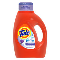 Tide Ultra Febreze Spring And Renewal Stain Release Laundry detergent