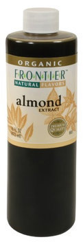 Frontier Natural Flavors Extract Organic Almond - 16 fl oz