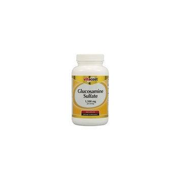 Nutraceutical Sciences Institute  NSI NSI Glucosamine Sulfate -- 1.5 grams per serving - 180 Capsules