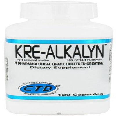 CTDLabs CTDLKREA01200000CP Kre-Alkalyn 120 ct
