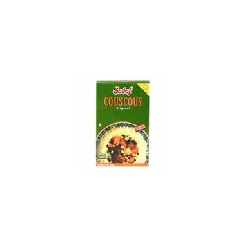 Sadaf Couscous, Original Flavor, 13-ounce Boxes
