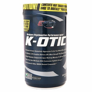 All American EFX K-OTIC Hardcore Performance Igniter