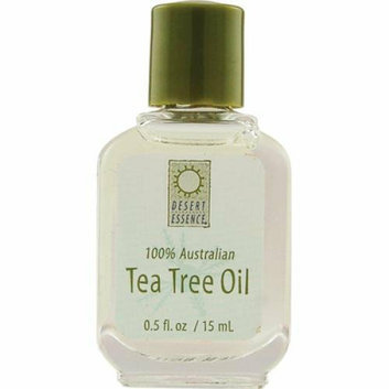 Desert Essence Australian Tea Tree Oil 0.5 fl oz