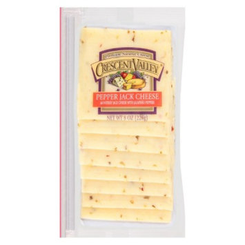 Crescent Valley Pepper Jack Cheese Shingle 8 oz
