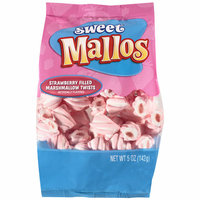 Placeholder Sweet Mallos Strawberry Filled Marshmallow Twists