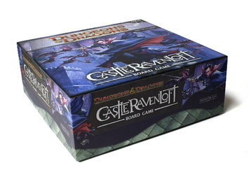 Wizards Of The Coast Wizards of the Coast Dungeons & Dragons: Castle Ravenloft Game