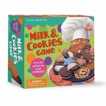 Peaceable Kingdom Press Cookies & Milk Tile Game Ages 4+, 1 ea