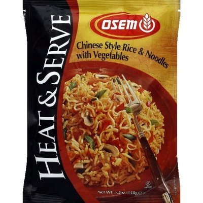 Osem Mix Micro Chnse Rice Ndle -Pack of 12