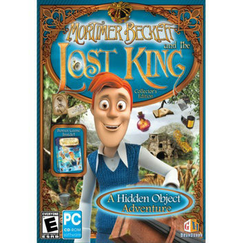 Encore Mortimer Beckett and the Lost King (PC Games)