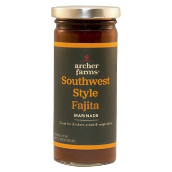 Archer Farms Southwestern Style Fajita Marinade 7.5 oz