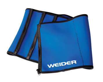 Weider Health And Fitness Weider SLIMMER BELT with ZIPPERS