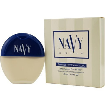 Unknown Noxell Navy White Perfume Mist for Women, 1 Ounce