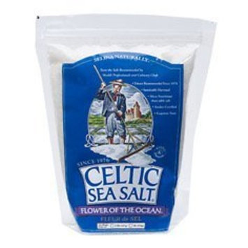 Celtic Sea Salt Flower of the Ocean 1 lb Resealable Bags