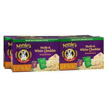 Annie's Homegrown Macaroni & Cheese 24 Pack
