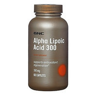 GNC Alpha Lipoic Acid 300