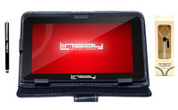 Current's Tackle Linsay Cosmos F-7HD2Core 7in. Tablet Bundle, 4GB