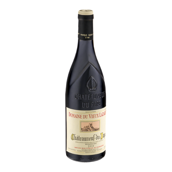 Domaine Du Vieux Lazaret Chateauneuf-du-Pape 2010 Red Wine