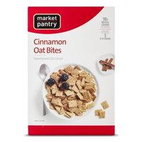 market pantry Market Pantry Cinnamon Oat Bites Cereal 15 oz