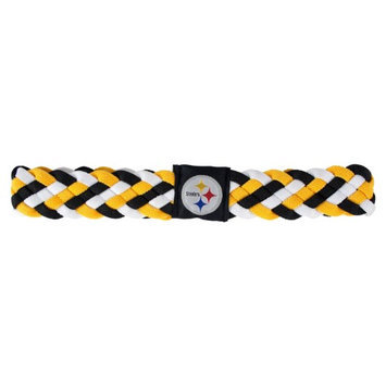 Little Earth Pittsburgh Steelers Braided Headband