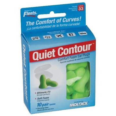 Flents Comfort Foam Ear Plugs