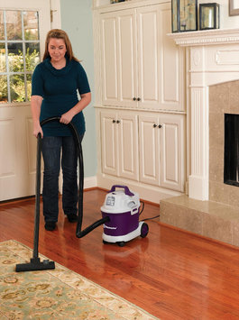 Vacmaster VacMaster 3.2 Gallon, 3.5 Peak HP Household Wet/Dry Vac