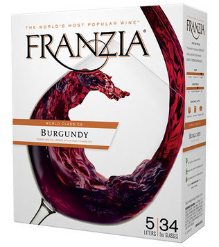 Franzia Burgundy Wine