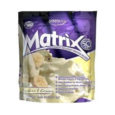 Syntrax Matrix, Banana, 5-Pound