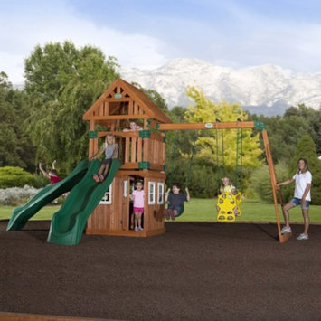 Adventure Playsets Outing All Cedar Swingset