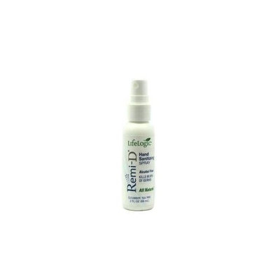 Life Logic Remi-D Hand Sanitizing Spray 2 oz