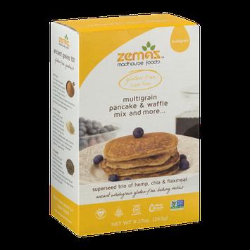 Zemas Madhouse Foods Multigrain Pancake & Waffle Mix