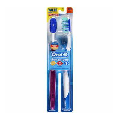 Oral-B Complete Fresh Scope Scented Medium Bristle Toothbrush