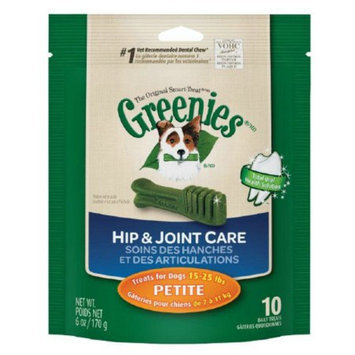 Greenies Hip & Joint Care Dental Chew, Petite, 6 oz