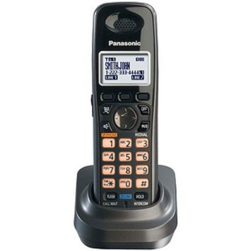 Panasonic Kx-Tga939T Black Metallic Additional Handset For Pankxtg9391T