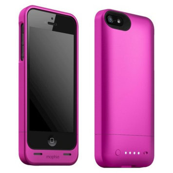 Mophie mophie Helium Mobile Phone Battery Charger for iPhone 5 - Pink