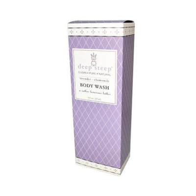 Deep Steep Body Wash Lavender Chamomile