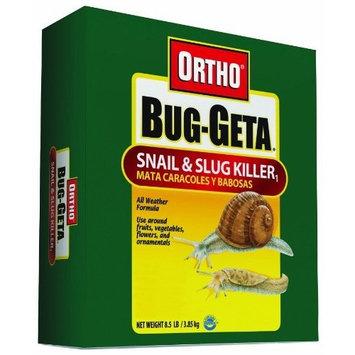 The Scotts Company Ortho 0465110 Bug Geta Snail and Slug Killer, 8.5-Pound