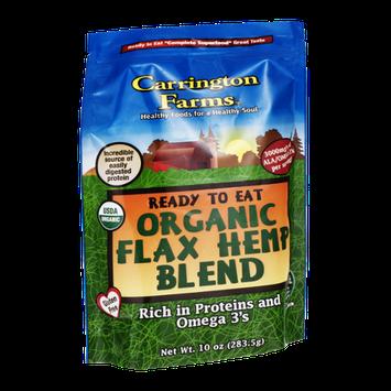 Carrington Farms Ready to Eat Organic Flax Hemp Blend