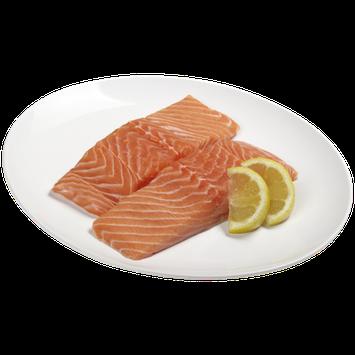 Boneless Skinless Salmon Fillet - 2 ct