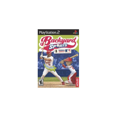 Humongous Entertainment Backyard Baseball 2007