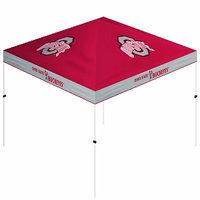 Trademark Games NCAA Ohio State Buckeyes Gazebo Tent Canopy - 10' x 10'