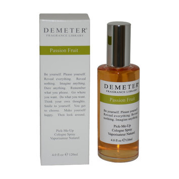 Demeter Passion Fruit by Demeter for Unisex 4 oz Cologne Spray - AMAZY INC.