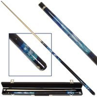 Trademark Global Dolphin Lover Pool Cue with Case
