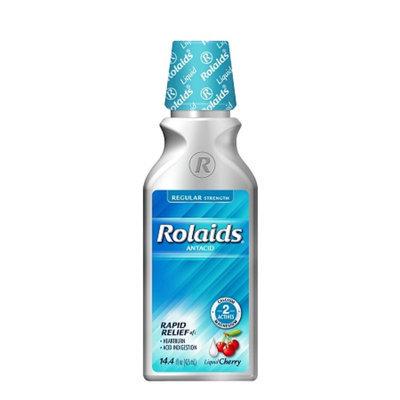 Rolaids Regular Strength Liquid Cherry