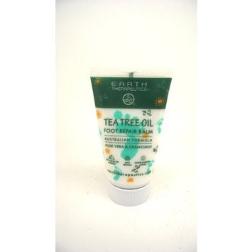 Earth Therapeutics Tea Tree Oil Foot Repair Balm 1.7 Oz