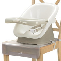 Safety 1st Feeding Clean and Comfy Feeding Booster Seat with Tray -