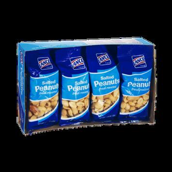 Lance Fresh Salted Roasted Peanuts - 8 PK